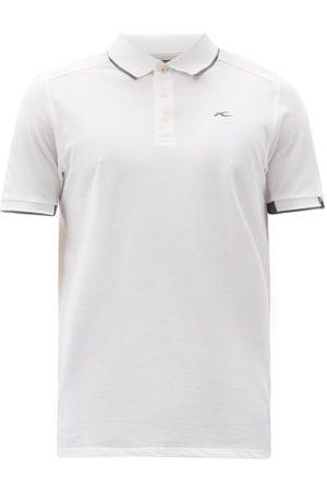 Kjus Stan Cotton-blend Piqué Polo Shirt - Mens