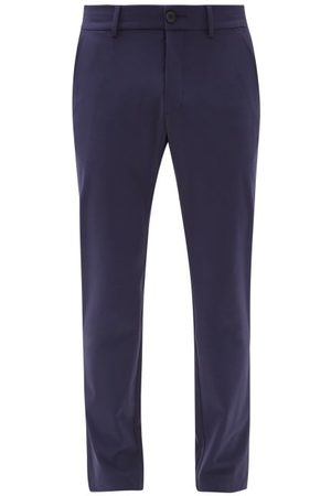 Kjus Ike Tailored Shell Chino Trousers - Mens - Navy