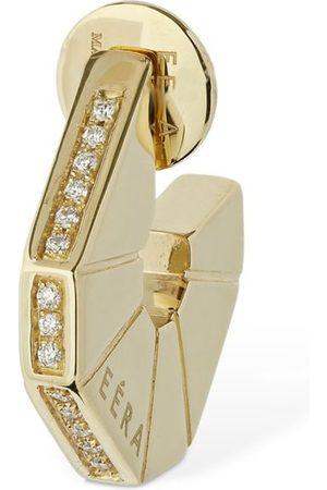 Eera Careyes 18kt & Diamond Mono Earring