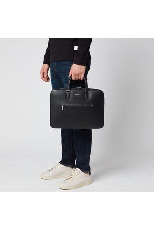 Paul Smith Men's Embossed Logo Slim Document Bag