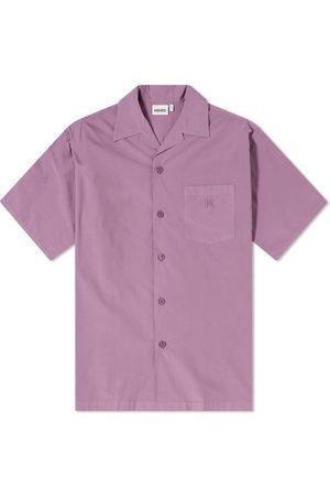 Kenzo Men Short sleeves - Short Sleeve Casual Shirt