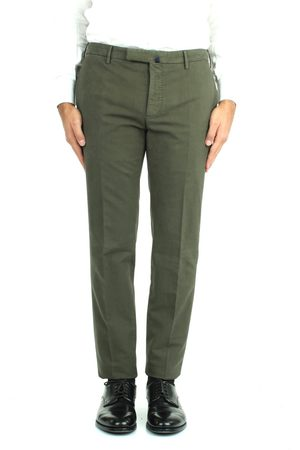 Incotex Chino Men Cotone/elastene