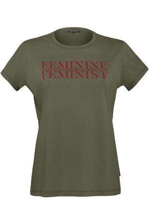 Marlies Dekkers T-shirt classic t-shirt   army and - S