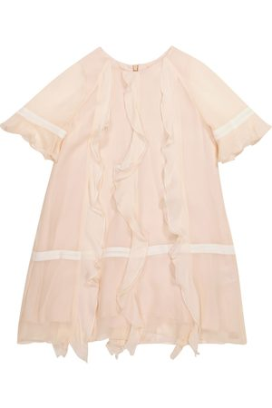 Chloé Silk crêpe dress