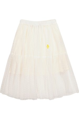 The Animals Observatory Sparrow point d'esprit tulle skirt