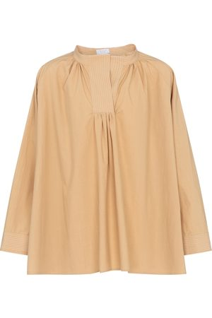 Deveaux New York Jodie cotton blouse