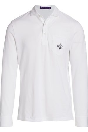Ralph Lauren Women's Washed Pique Rugby Shirt - Classic - Size Large