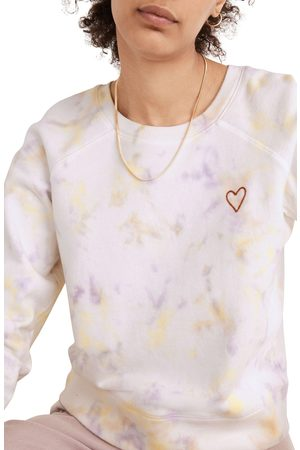 Madewell Women's Heart Embroidered