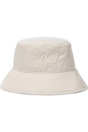 Moncler Logo gabardine bucket hat