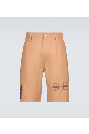 ADISH Makhlut cotton chino shorts