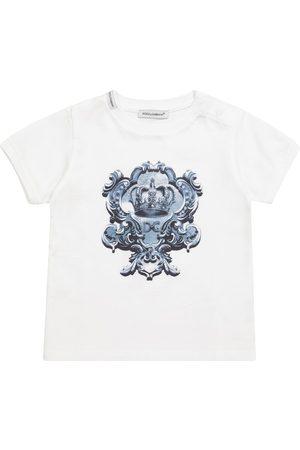 Dolce & Gabbana Baby cotton jersey T-shirt