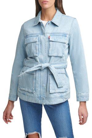 levi's Women's Safari Denim Jacket