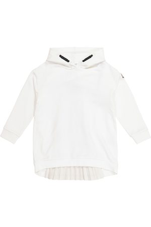 Moncler Hoodie cotton jersey dress