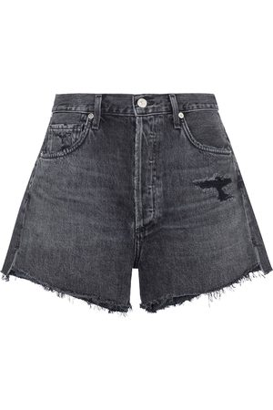 Citizens of Humanity Marlow mid-rise denim shorts
