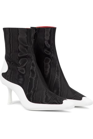 Jimmy Choo Exclusive to Mytheresa – x Marine Serre moiré ankle boots