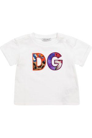 Dolce & Gabbana Baby cotton-jersey T-shirt