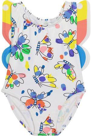 Stella McCartney Baby butterfly swimsuit