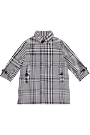 Burberry Vintage Check reversible gabardine coat