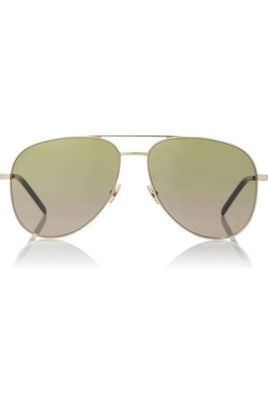 Saint Laurent Classic SL 11 aviator sunglasses