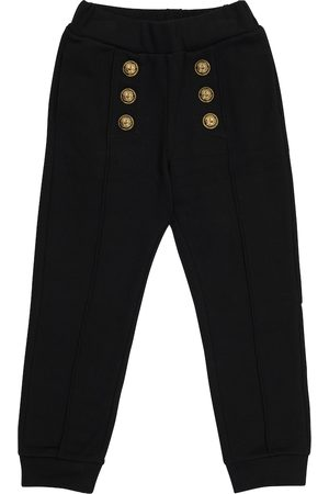 Balmain Cotton trackpants