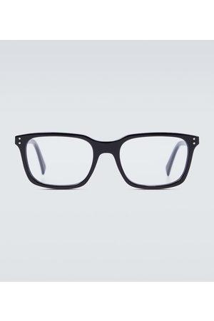Céline Square-frame acetate glasses