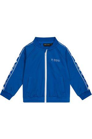 Mini Rodini Rabbit jersey track jacket