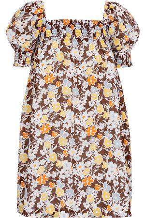 Tory Burch Floral cotton minidress