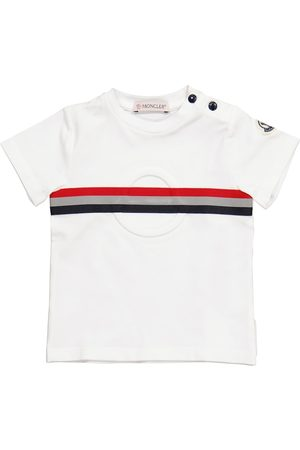 Moncler Baby stretch-cotton T-shirt