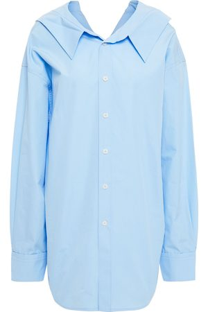 MARNI Women Long sleeves - Woman Oversized Cotton-poplin Shirt Light Size 38