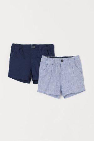 H&M 2-pack Chino Shorts