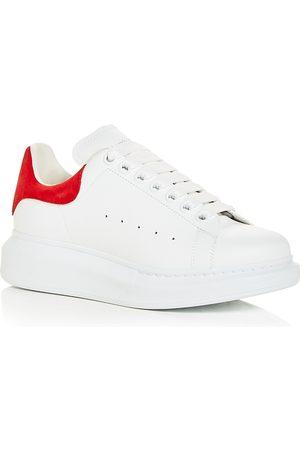 Alexander McQueen Women's Oversized Low Top Sneakers
