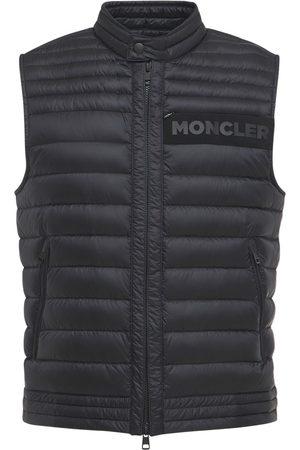Moncler Roussilon Quilted Nylon Down Vest
