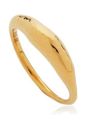 Monica Vinader Gold Deia Ring