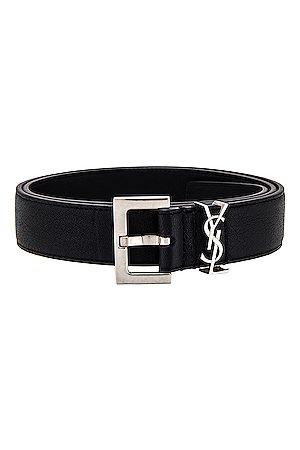 Saint Laurent Men Belts - Belt in