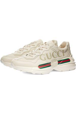Gucci Rhyton Print Sneaker