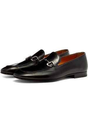 Gucci Men Loafers - Donnie Horse Bit Loafter