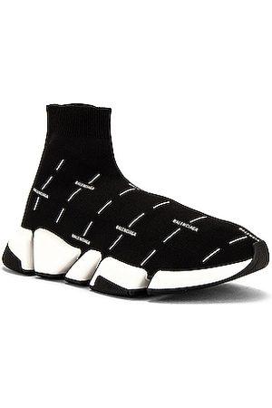 Balenciaga Men Sneakers - Speed 2 Lt Sneaker in