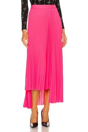 Balenciaga Pleated Skirt in