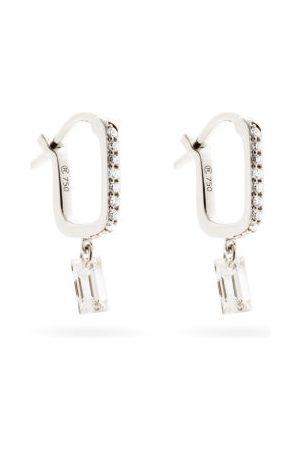 Raphaele Canot Women Earrings - Set Free Diamond & 18kt - Earrings - Womens