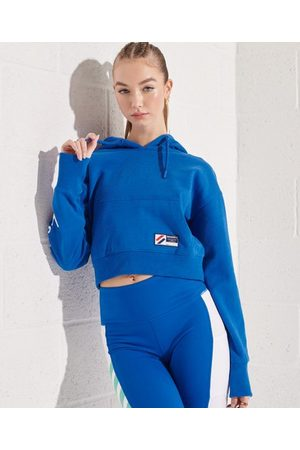 Superdry Sportstyle Graphic Boxy Hoodie