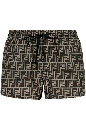 Fendi Fabric shorts