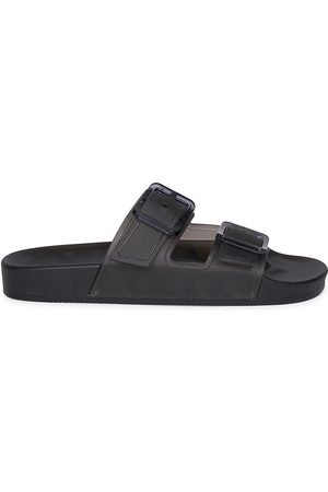 Balenciaga Women's Mallorca Jelly Slides - - Size 12 Sandals
