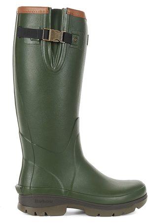 Barbour Men's Tempest Rain Boots - Olive - Size 13