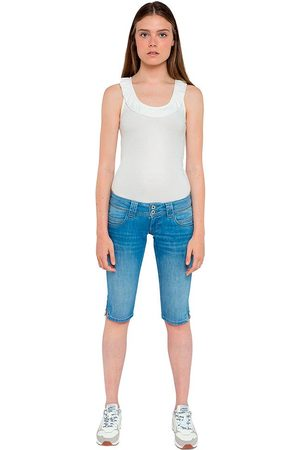 Pepe Jeans Venus Crop 25 Denim