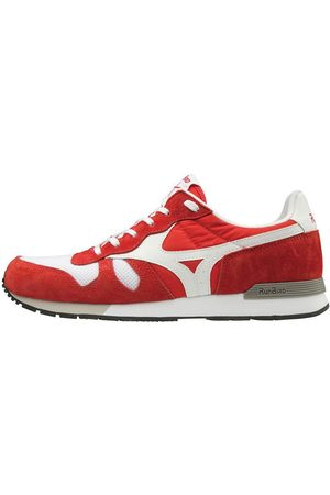Mizuno Ml87 EU 45 Tomato / White