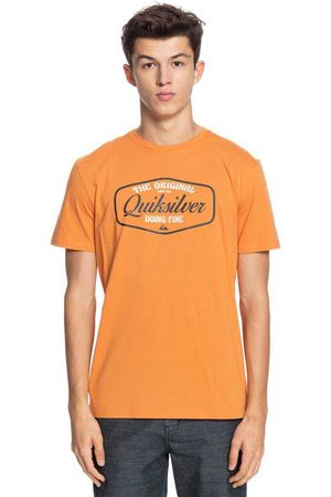 Quiksilver Cut To Now L Apricot Buff