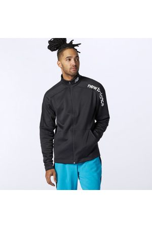New Balance Men's Tenacity Knit Jacket