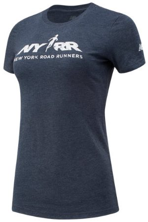 New Balance Women's RFL Distressed Graphic Short Sleeve