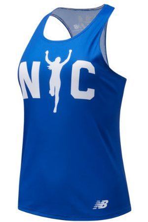 Women T-shirts - New Balance Women's Boroughs Singlet NYC