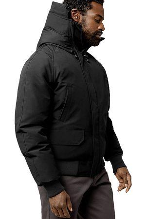 adidas Men Bomber Jackets - Chilliwack Down Bomber Jacket